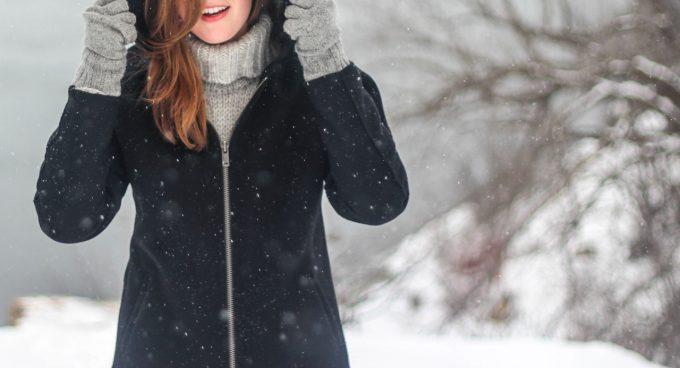 【奪い愛、冬】倉科カナの服(コート)がかわいい!